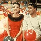 Jerry Lewis and Anna Maria Alberghetti in Cinderfella (1960)