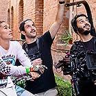 Alejandro Ramos, Booboo Stewart, and Fabio Frey in My Dead Dad (2021)
