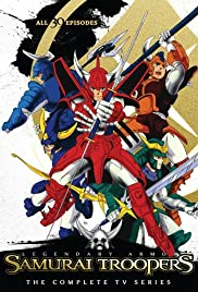 Ronin Warriors Poster