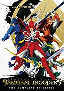 Yoroiden Samurai Troopers Japan