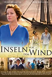Inseln vor dem Wind Poster