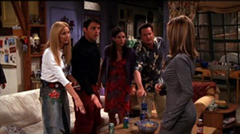 Friends amazon original series