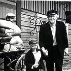 Björn Gustafson and Jan Ohlsson in Emil och griseknoen (1973)