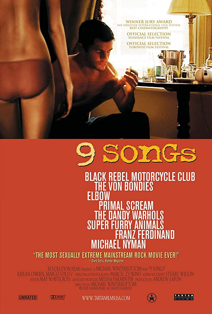 18+ 9 Songs 2004 English 720p BluRay 500MB Download