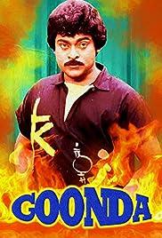 Goonda Poster