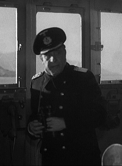 O.E. Hasse in Above Us the Waves (1955)