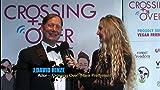 Interview J.David Hinze, LONDON Premiere, CROSSING OVER, 2016