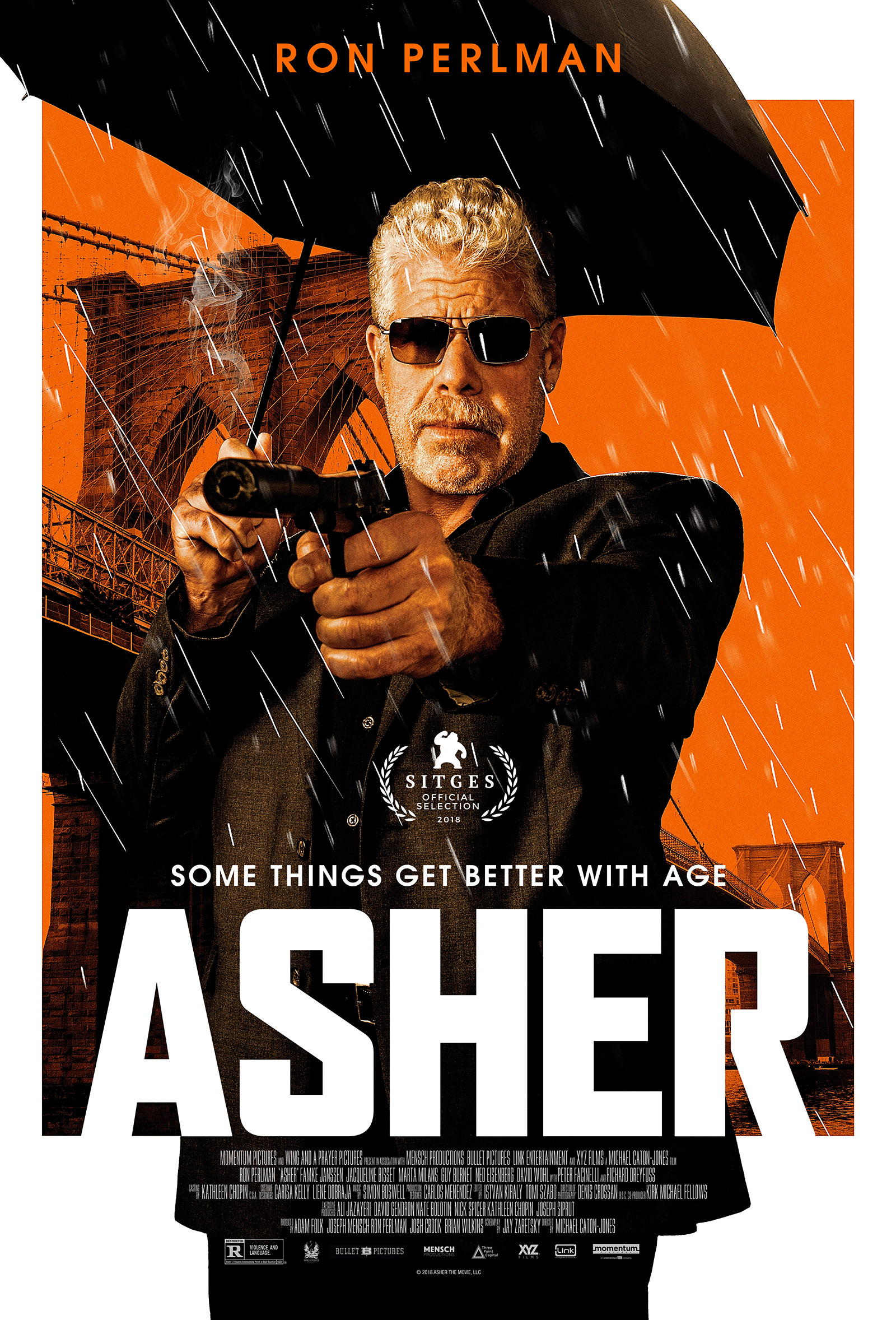 Asher (2018) BluRay 720p & 1080p