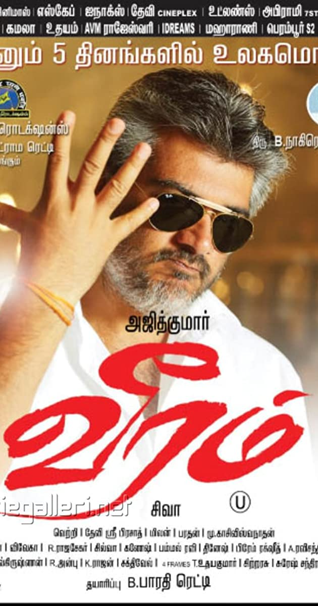 Veeram Torrent Download