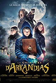 The Secret of Arkandias Poster