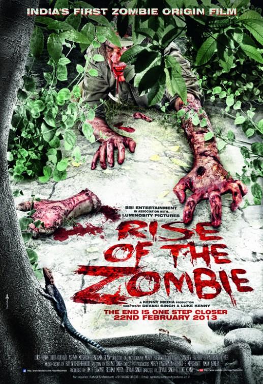 Rise of the Zombie 2013 Hindi 720p AMZN HDRip 700MB ESubs Free Download