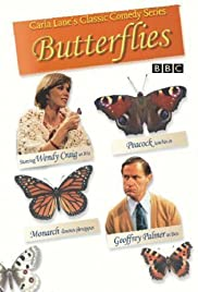 Butterflies Poster - TV Show Forum, Cast, Reviews