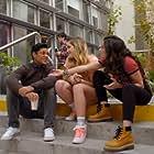 Pilar Pascual, Carmela Barsamian, and Paulo Sanchez Lima in Go! Vive a Tu Manera (2019)