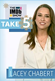Holiday Take 5 With Lacey Chabert Poster