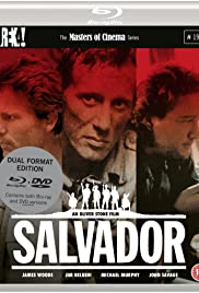 Salvador (1986) Poster - Movie Forum, Cast, Reviews
