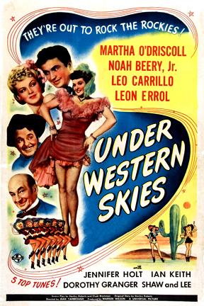 Under Western Skies download