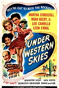 Primary photo for Under Western Skies