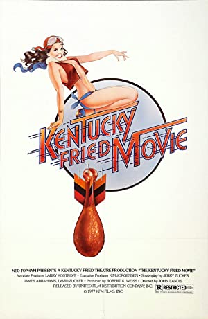 poster for The Kentucky Fried Movie