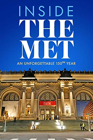 Where to stream Inside the Met