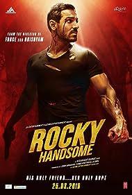 John Abraham in Rocky Handsome (2016)