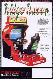 Ridge Racer Poster