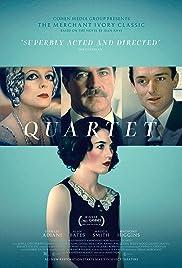 Quartet(1981) Poster - Movie Forum, Cast, Reviews