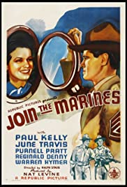 Join the Marines Poster