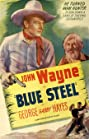 Blue Steel (1934) Poster