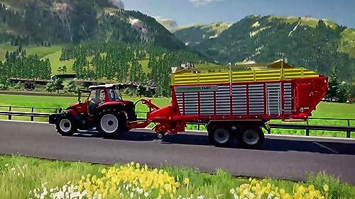 Farming Simulator 19: Alpine Farming Expansion Gameplay Trailer