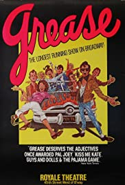 Grease Live on Broadway Poster