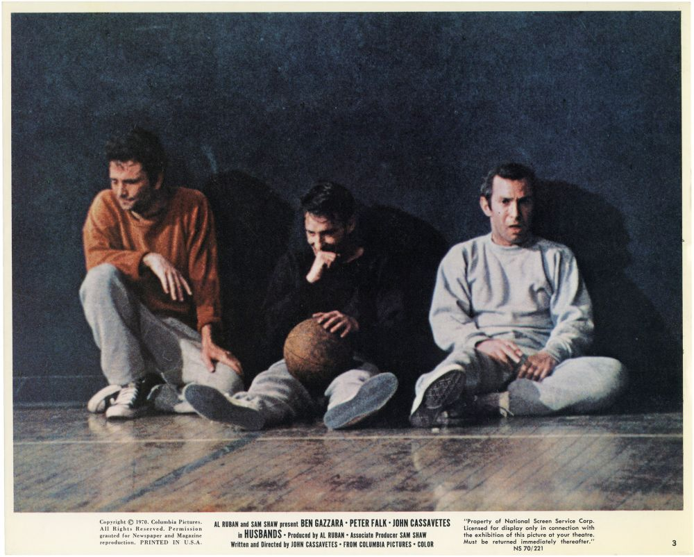 Husbands (1970) - Photo Gallery - IMDb