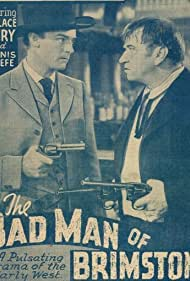 Wallace Beery and Dennis O'Keefe in The Bad Man of Brimstone (1937)