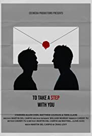 To take a step with you Poster