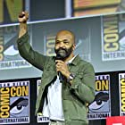 Jeffrey Wright at an event for What If...? (2021)