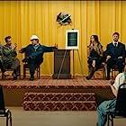 Whitney Avalon, Ryan Simpkins, Lauren Lopez, Tara Perry, Curt Mega, Joey Richter, A.J. Holmes, Nick Lang, Corey Dorris, and Sinead Persaud in Wayward Guide (2020)
