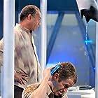 Colin Ferguson and Joe Morton in Eureka (2006)