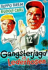 Gangsterjagd in Lederhosen none