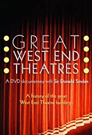 Great West End Theatres Poster