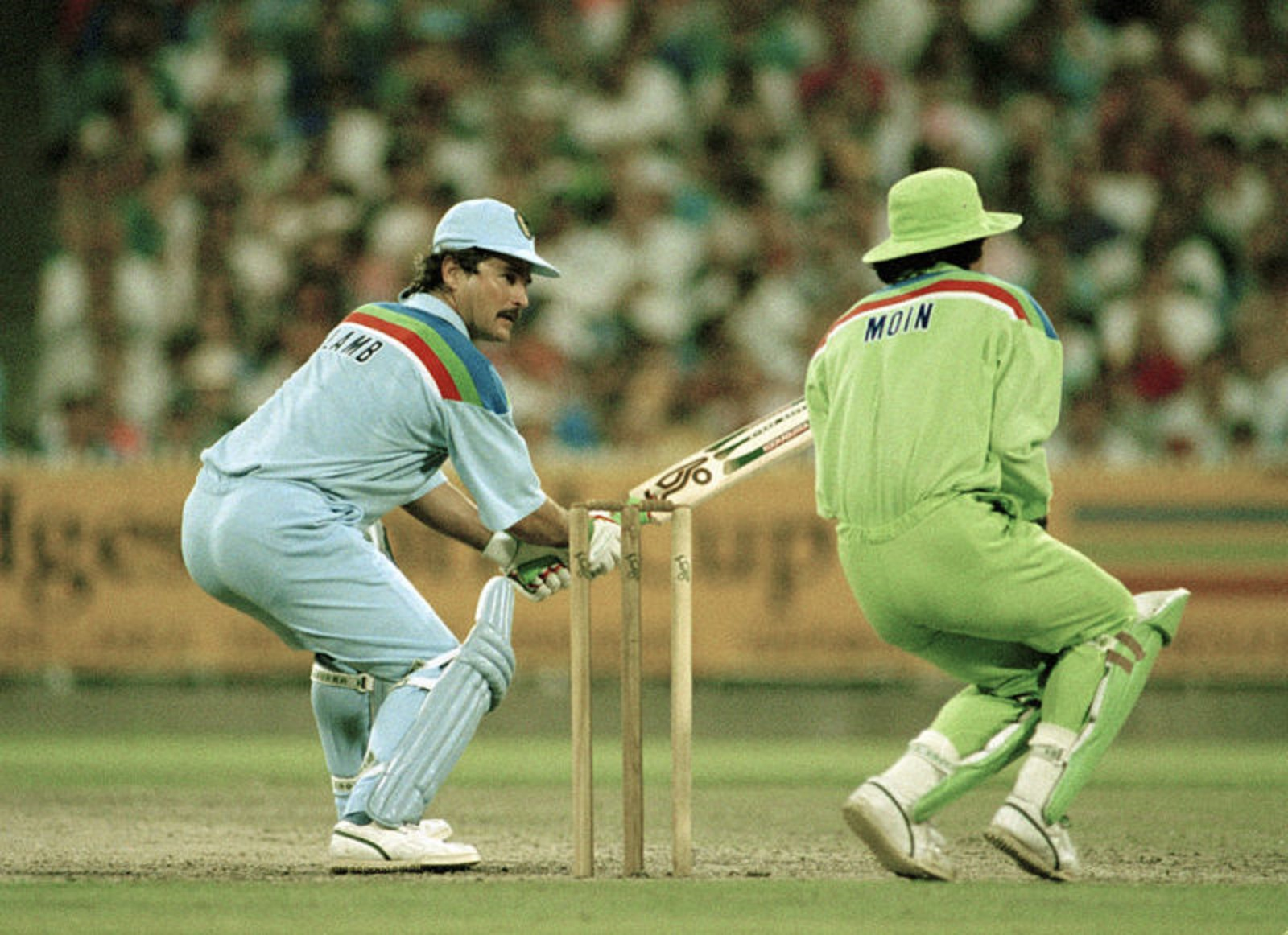 Allan Lamb in Benson & Hedges World Cup Cricket (1992)