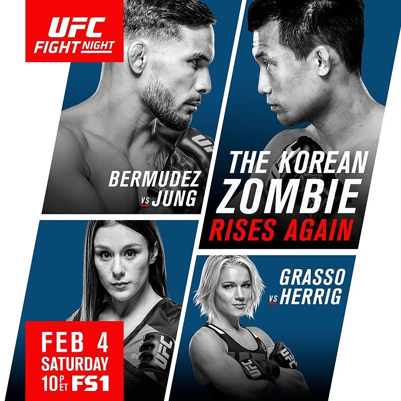 UFC Fight Night: Bermudez vs. ...
