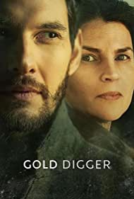 Julia Ormond and Ben Barnes in Gold Digger (2019)