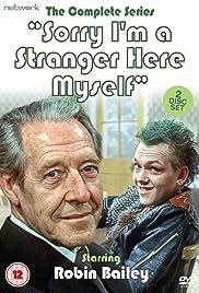 Sorry I'm a Stranger Here Myself Poster