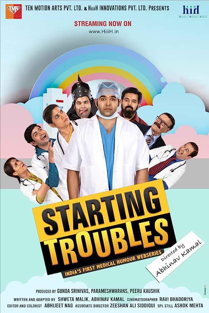 Starting Troubles (2020) Season 1 Amazon Prime