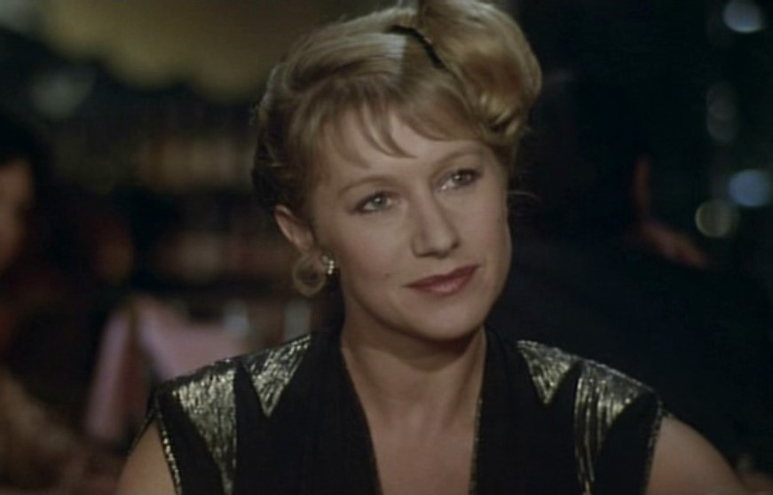 Helen Mirren in The Long Good Friday (1980)