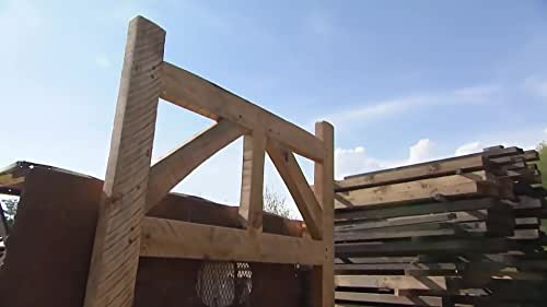 Mountain Men: Eustace and Joseph Handcraft a Rustic Bed