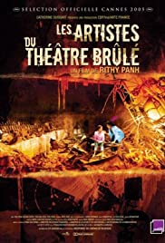 The Burnt Theatre Poster