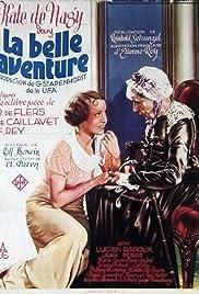 La belle aventure Poster