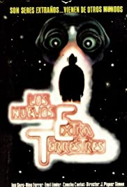 Extra Terrestrial Visitors Poster
