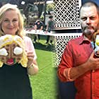 Nick Offerman and Amy Poehler in Random Crafts of Kindness (2021)