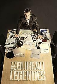 Mathieu Kassovitz in Le Bureau des Légendes (2015)